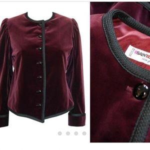 Yves Saint Laurent YSL Vintage Jacket